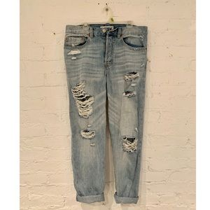 Boyfriend Jeans - never worn